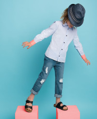 Double Denim from Bardot Jnr