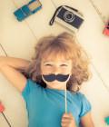 Gender diverse child