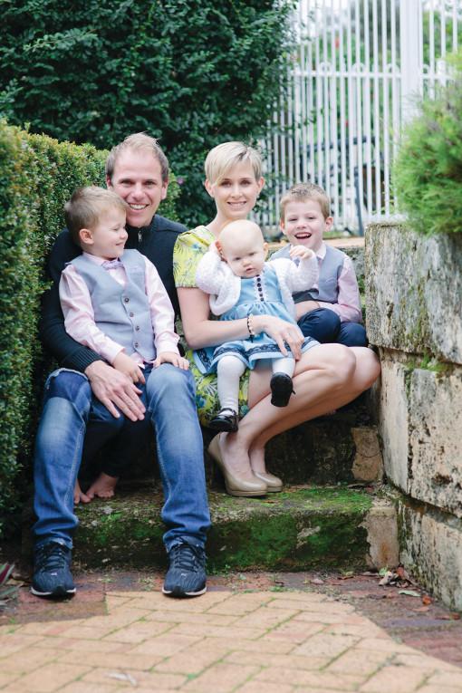 The Holly family