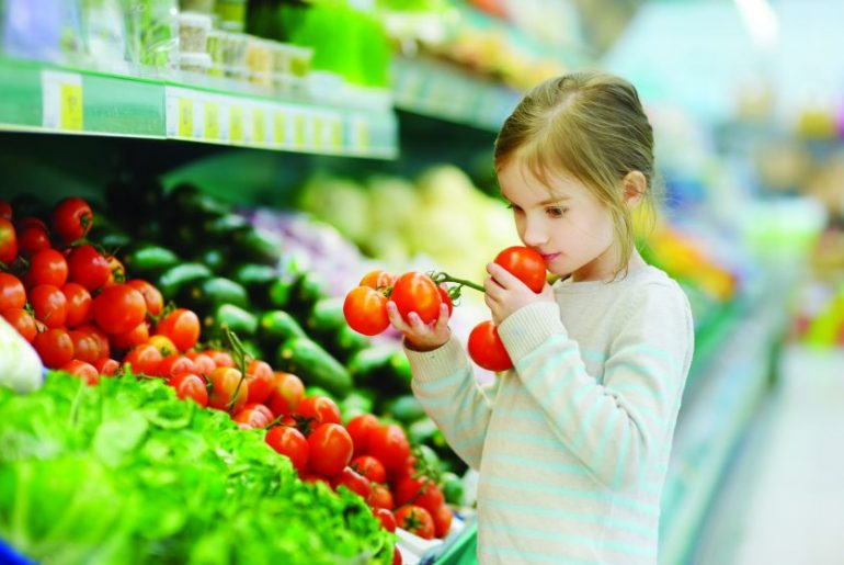 Eating healthy food might help impact our happiness