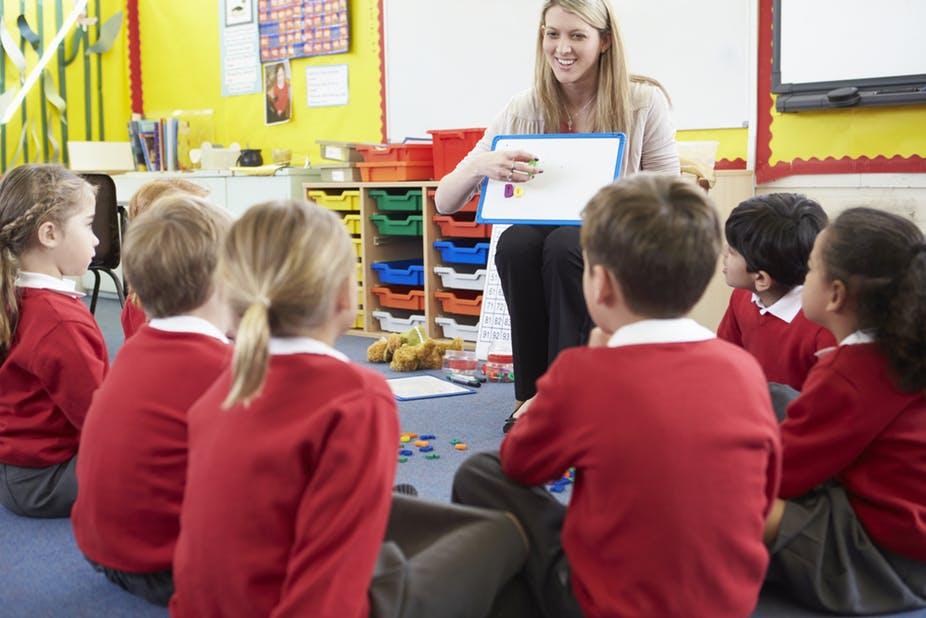Research in England has found that the proposed test was no more accurate than the teacher's judgement in identifying children with reading difficulties. Shutterstock