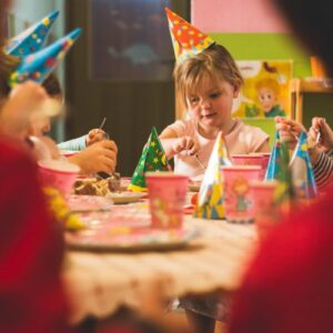 A Working Mum's Perspective of Birthday Parties
