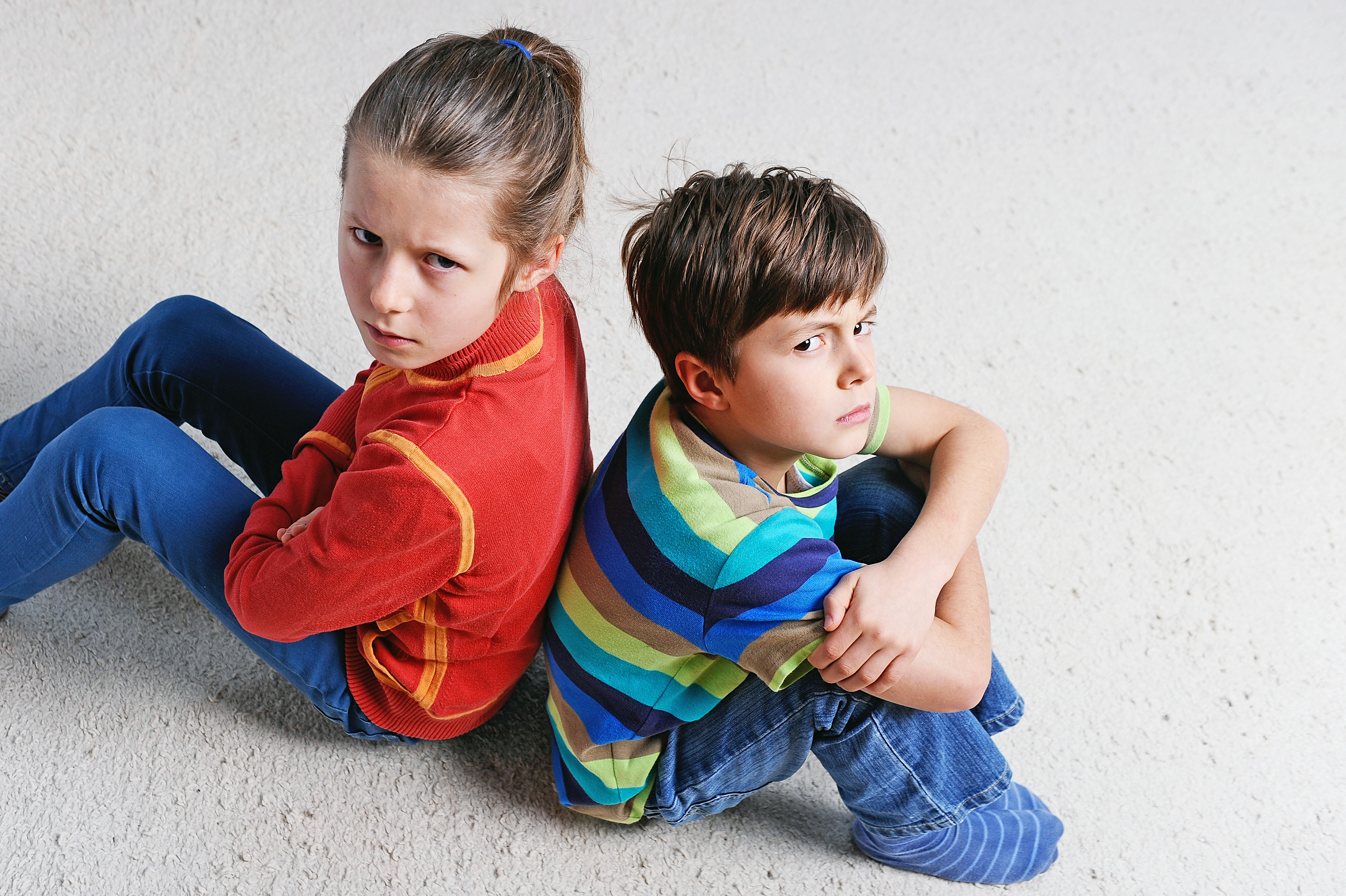 Encouraging Sibling Rivalry - Offspring Magazine