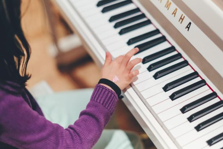 Music therapy benefits children with autism.